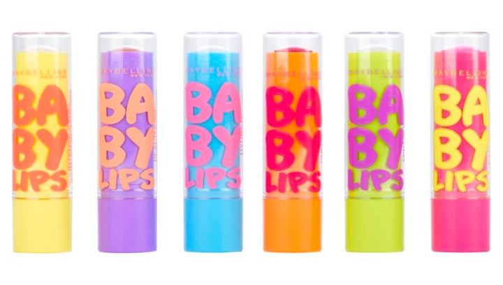 baby lips collection