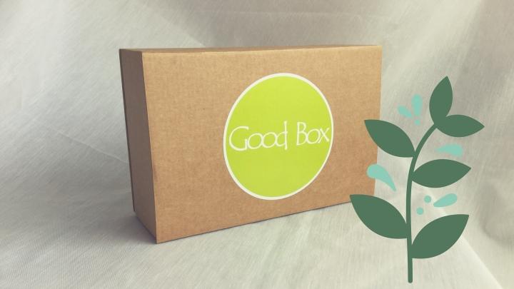 GOOD BOX | МАРТ2016