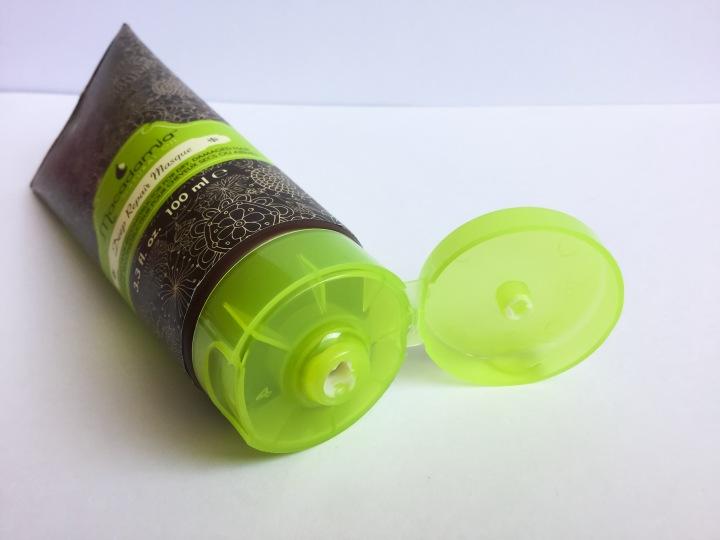 подхранваща маска за коса Macadamia Deep Repair